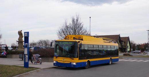 Bateriové trolejbusy změní od dubna zásadním způsobem hromadnou dopravu k ZOO Lešná a do Velíkové