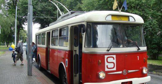 Po zimní přestávce opět vyjedou historická vozidla MHD